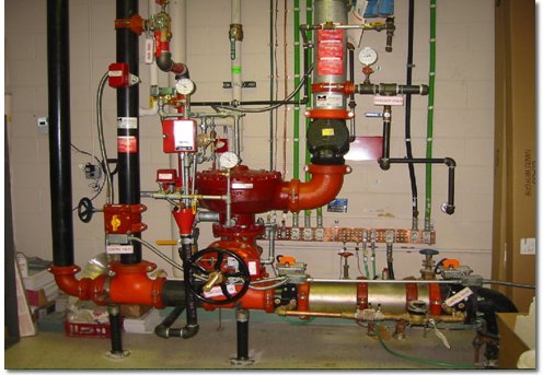 Carlysle Engineering | Boston, MA | Fire Protection Systems